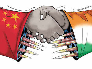 An article in the state-run Global Times cited several high-level visits between the two countries in the past two years to underline the improvement in bilateral ties.