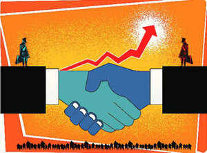 Baring Private Equity Asia, which acquired control of Hexaware Technologies three years ago, has sent feelers to potential suitors to sell its 71% stake.