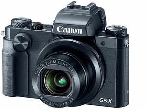 Canon's G5X ticks all of these boxes and it's joined by the likes of several mirrorless compacts and others like the Sony RX100 series.