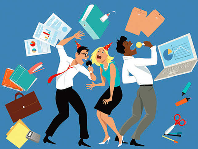 Office spaces are hosting dance classes, pub crawls and festival celebrations so that people from different startups can meet informally.