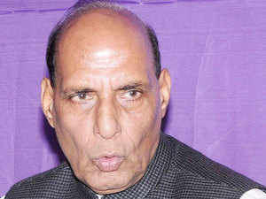 "Rajnath Singh said his govt will ensure that females get ""sufficient"" identity in country's police forces and are provided better facilities."