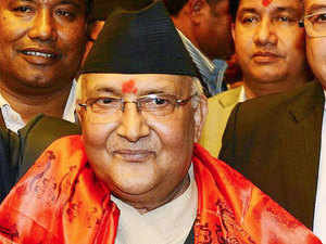 Oli will travel to New Delhi early next month on his first official foreign visit, his close aide said today, scotching speculation that the Communist leader would visit China ahead of India