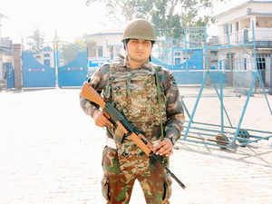 The bodies of four militants gunned down in encounter with security forces during the terror attack on the country's air base were sent for post mortem examination.