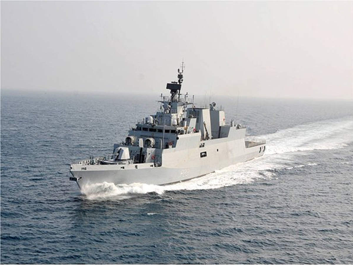 Boost for Indian Navy's firepower: INS Kadmatt, anti