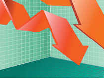The stock, which fell 10 per cent yesterday, extended its decline today as well and settled for the day at Rs 43.10, down 10.40 per cent, on BSE.