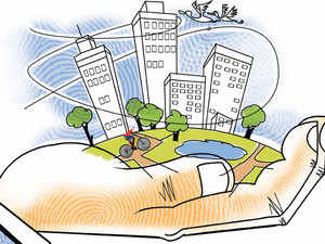 The Bidhannagar Municipal Corporation is all set to meet investors at the West Bengal Global Business Summit that takes off on Friday to invest in the state's only planned satellite town.