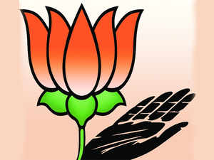 The BJP, which had won eight seats in the 2010 polls, said had the polls been conducted on the party symbol, things would have been different.