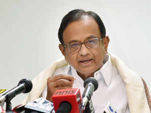 """Chidambaram asked, """"Does the Home Minister meet NSA, Home Secretary, Special Secretary (IS) & heads of IB and RAW every day? It appears no."""""""
