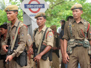 (Representative image) Three National Santhal Liberation Army (anti-talk) militants were today arrested from Barabil village in this district.