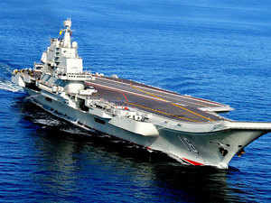 """Questioning the """"intent"""" of Chinese military advances in the Indian Ocean and the Pacific waters, a top American Naval commander today sought deeper ties with India as he cited India-Bangaldesh maritime border dispute resolution as a possible model for others."""
