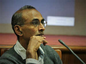 India-born Nobel laureate and scientist Venkatraman Ramakrishnan, who's president of the Royal Society, spoke to ET about research and education in India.