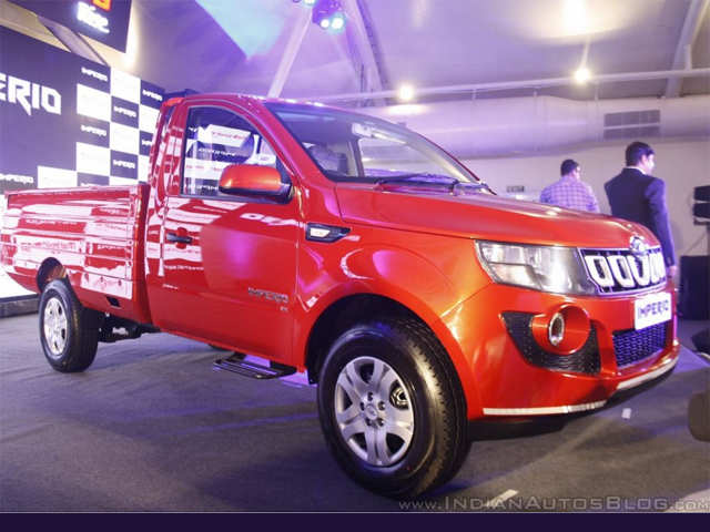 Imperio Double Cabin price list: - Mahindra Imperio (Genio facelift