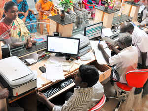 Outstanding loans of banks grew to Rs 70,16,997 crore in the reporting period from Rs 63,18,524 crore a year ago.
