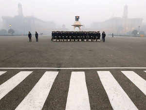 An additional 10,000 paramilitary personnel have been deployed in Delhi to ensure greater security cover ahead of the Republic Day celebrations.