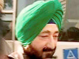 Senior Punjab Police officer Salwinder Singh was today questioned by NIA in connection with the terror strike at Pathankot IAF base as suspicion arose after several contradictions in his statements during his interrogation.