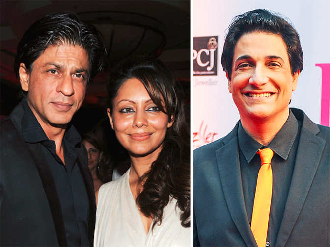 7145749d0e SRK used to stand outside my dance classes for Gauri: Shiamak Davar - The  Economic Times