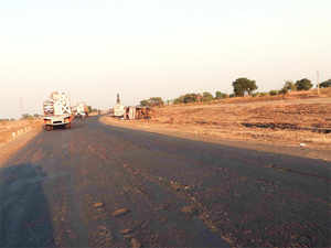The STRR also involves building smaller ring roads around each of the eight satellite towns, MRKamble, Principal Secretary, Public Works, told ET.