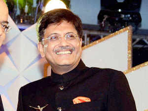 Coal and Power Minister Piyush Goyal today said the government is considering permitting power firms to index rupee debt with global currencies to attract cheap loans from foreign banks.