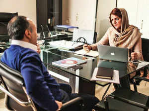 Hassanzadeh is building a business by parlaying a deep knowledge of Iran's energy resources, close ties to government technocrats and industry leaders.