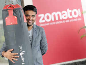 Zomato, which carries listings of more than 75,000 Indian restaurants, started food delivery services in April 2015 and has rapidly expanded.