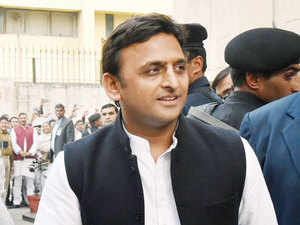 Uttar Pradesh Chief Minister Akhilesh Yadav today wrote to Defence Minister Manohar Parrikar for setting up two Sainik schools in Kannauj and Rampur districts in the state.