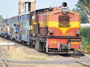 Railways to manufacture locos that run on diesel