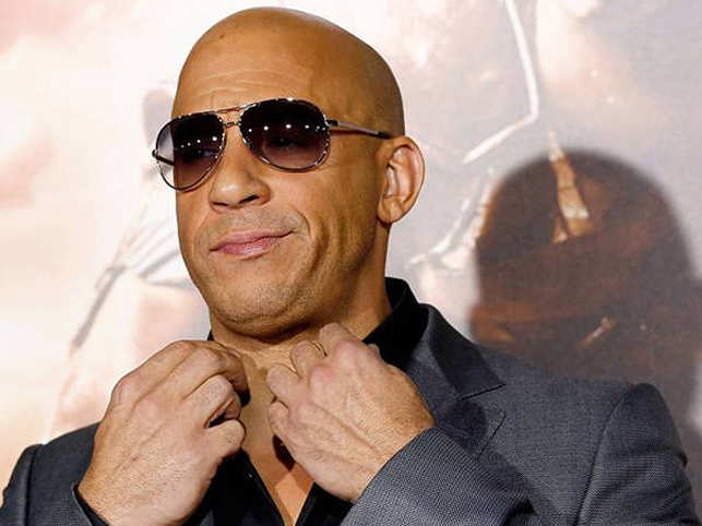 Vin Diesel shares first picture of  Fast and Furious 8  - The ... 4df1560536