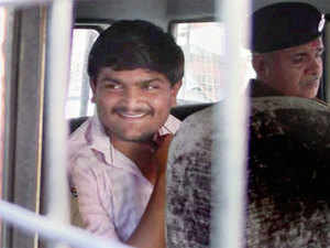 The charge sheet, running into around 2,700 pages, was filed in the metropolitan court against Hardik Patel, and his aides Ketan Patel, Dinesh Bambhaniya and Chirag Patel.