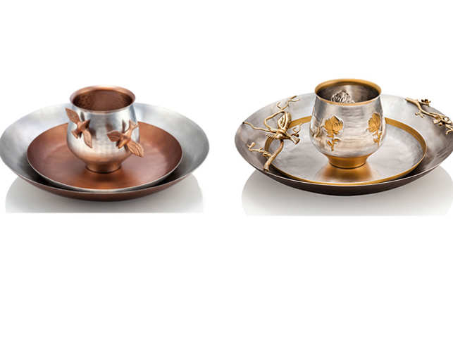 Arttd'inox, a leading brand in the lifestyle stainless steel segment, has unveiled an exclusive line of homeware and table top accessories.