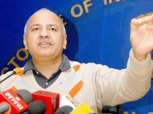 """BJP said that the attempt of Deputy Chief Minister Manish Sisodia to accuse BJP and police for the incident is """"more condemnable""""."""