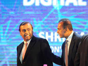 Ahead of the commercial launch of the nation's biggest 4G broadband network, the Ambani brothers today signed telecom spectrum trading and sharing agreements to bolster Reliance Jio's indoor coverage and seamless voice services.