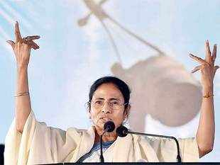 """In two days of former chief minister of Bengal, Buddhadeb Bhattacharjee going back to his old slogan, """"agriculture is our base, industry is our future,"""" chief minister Mamata Banerjee said."""