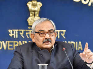 Home Secretary Rajiv Mehrishi today faced the ire of members of a Parliamentary panel for leaving its deliberations midway with two TMC MPs even walking out of the committee's meeting, resulting in its postponement.