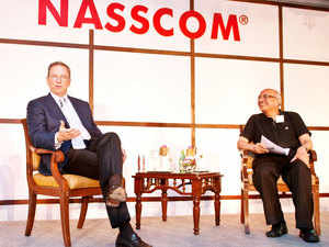 """The IT industry needs to look for """"new opportunities"""" amidst various problems and challenges facing the sector, Nasscom president R Chandrasekhar said today."""