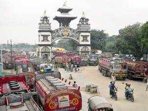 """The ongoing economic blockade at key points of the Indo-Nepal border has brought """"chill"""" in our bilateral ties, Nepal's Environment Minister Vishwendra Paswan."""