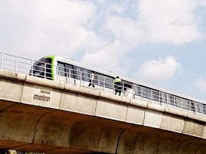 The government's new year gift to Bengaluru is the certainty that Namma Metro's Phase I cannot meet the June 2016 deadline.