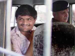 Surat Police had filed its own charge sheet accusing Hardik of sedition on January 8.