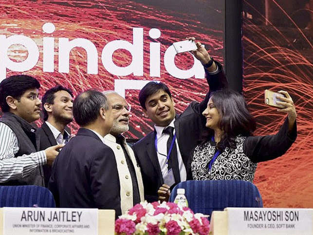 Start-up unicorns, global leaders & Silicon Valley top heads came together for the government backed 'Startup India Standup India' summit.