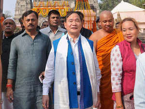 The Congress government led by Nabam Tuki in Arunachal will stay for now, till the SC decides all issues involving an attempt by the opposition BJP and some rebel Congress legislators to overthrow the government.