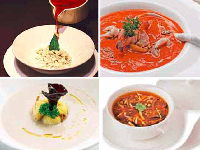With the nip in the air still around, a bowl of comforting soup is just what's needed. Here are some of the heartiest bowls out there.