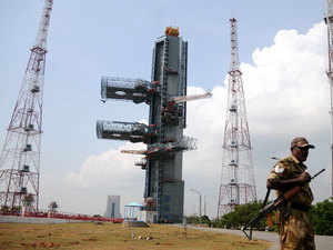 Indian space agency ISRO is all set to make its first rocket launch of the year and the fifth satellite of India Regional Navigation Satellite System IRNSS-1E, on board PSLV-C31 rocket from Sriharikota tomorrow. (Representative image)