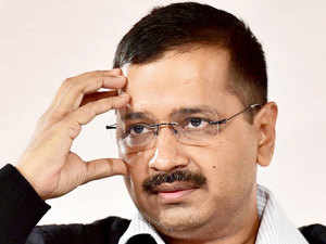 "AAP alleged Delhi Police was ""leaking"" details of Kejriwal's security, even as it claimed that it had not asked for any kind of security cover for the party supremo."
