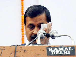 "Ink was thrown on Chief Minister Arvind Kejriwal with due intention and planning to ""malign reputation of the duly democratically elected head of State,"" a Delhi court said."