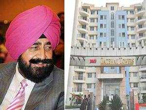 Pearls Group CMD Nirmal Singh Bhangoo and three others, arrested in connection with alleged swindling of Rs 45,000 crore from over five crore investors.