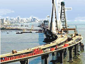 (Representative picture) Environment Ministry's Experts' Appraisal Committee has asked MMRDA to strictly comply with coastal regulatory zone guidelines during commissioning of Mumbai Trans Harbour Link (MTHL) project.