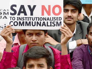 ABVP leaders feel violence against 'nationalist' ABVP activists have never ceased and claims over 40 ABVP activists were killed since the early 80s.