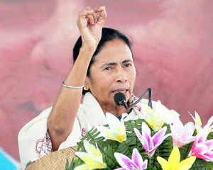 West Bengal CM Mamata Banerjee is extremely cautious about the issue of land acquisition even for industrial purposes.