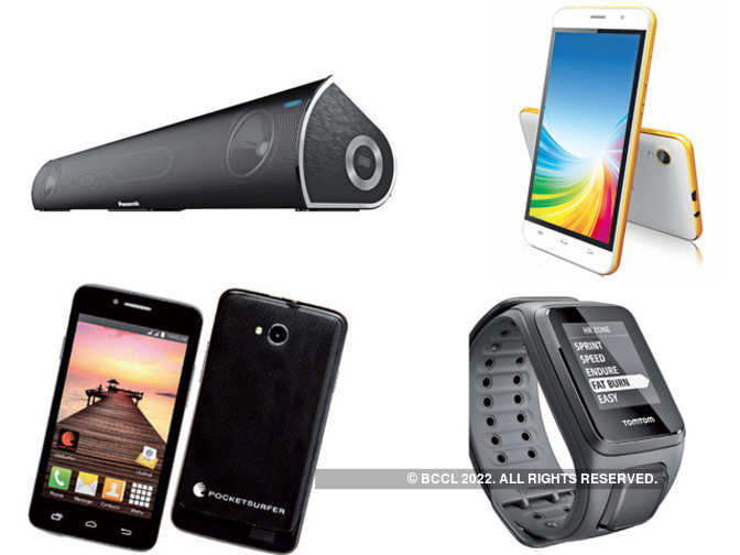 Launch Pad: Five new gadgets launched this week - Five new