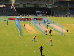 """Sri Lankan pitch curator Jayananda Warnaweera was today suspended by the ICC for three years after he """"failed"""" to cooperate in an ongoing anti-corruption investigation against him. (Representative image)"""