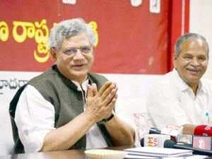 The Polit Bureau  and the Central Committee  of the CPI(M) will take an appropriate decision on electoral alliances in the state at an appropriate time